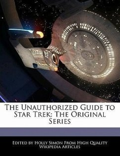 The Unauthorized Guide to Star Trek: The Original Series - Simon, Holly