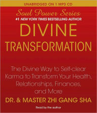 Divine Transformation: The Divine Way to Self-clear Karma to Transform Your Health, Relationships, Finances, and More - Zhi Gang Sha Dr.