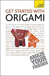 Get Started with Origami - Harbin, Robert