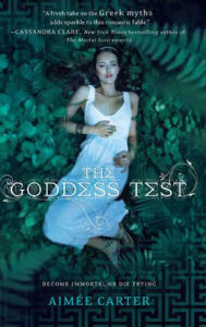 The Goddess Test - Aimée Carter