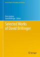 Selected Works of David Brillinger - Peter Guttorp; David Brillinger