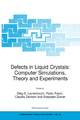 Defects in Liquid Crystals - Oleg D. Lavrentovich; Paolo Pasini; Claudio Zannoni; Slobodan Zumer