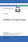 Hage, Jaap: Studies in Legal Logic