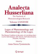 Logos of Phenomenology and Phenomenology of the Logos. Book One: Phenomenology as the Critique of Reason in Contemporary Criticism and Interpretation