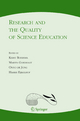Research and the Quality of Science Education - Kerst Boersma; Martin Goedhart; Onno de Jong; Harrie Eijkelhof