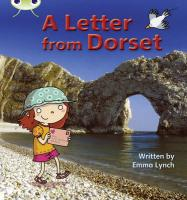 Phonics Bug a Letter from Dorset Phase 3