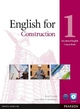 English for Construction Level 1 Coursebook and CD-ROM Pack - Evan Frendo