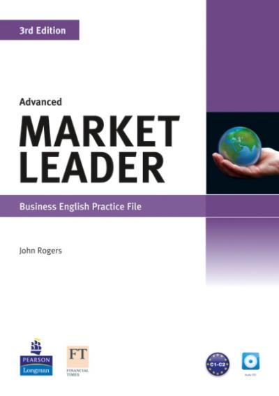 Market Leader 3rd Edition Advanced Practice File & Practice File CD Pack
