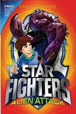 Star Fighters: Alien Attack - Max Chase