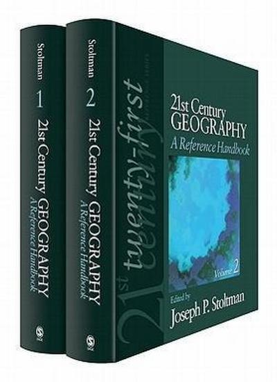 21st Century Geography: A Reference Handbook - Joseph P. Stoltman