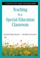 Teaching in a Special Education Classroom - Roger Pierangelo; George A. Giuliani