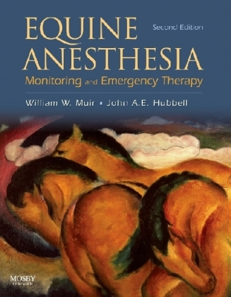 Equine Anesthesia - Monitoring and Emergency Therapy