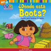 Donde Esta Boots? (Where Is Boots?): Cuento Para Levantar La Tapita (a Lift-The-Flap Story)