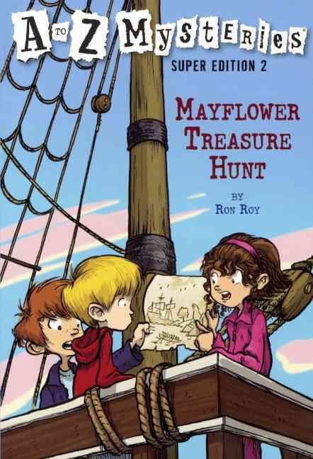 Mayflower Treasure Hunt - Ron Roy