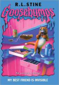 My Best Friend is Invisible (Turtleback School & Library Binding Edition) - R. L. Stine