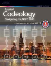Applied Codeology: Navigating the NEC - Thomson Delmar Learning