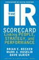 HR Scorecard - Brian E. Becker;  David Ulrich;  Mark A. Huselid