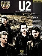 U2: Guitar Play-Along Volume 121
