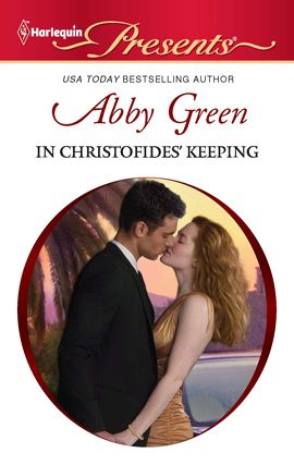 In Christofides' Keeping - Harlequin