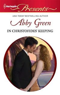 In Christofides' Keeping - Abby Green
