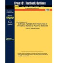 Outlines & Highlights for Fundamentals of Derivatives Markets by Robert L. McDonald - Cram101 Textbook Reviews