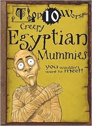 Creepy Egyptian Mummies - David Stewart