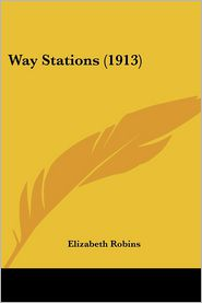 Way Stations (1913)