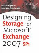 Designing Storage for Exchange 2007 SP1