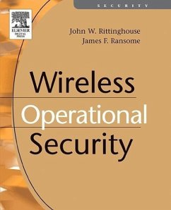 Wireless Operational Security - Rittinghouse Phd Cism, John Ransome Phd Cism Cissp, James F.