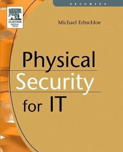 Physical Security for It - Erbschloe, Michael