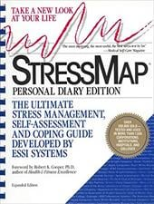 Stressmap: Personal Diary Edition: The Ultimate Stress Management, Self-Assessment and Coping Guide Developed by Essi Systems - Orioli, Esther / Essi Systems / Cooper, Robert K.