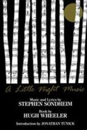 A Little Night Music - Sondheim, Stephen / Wheeler, Hugh / Tunick, Jonathan
