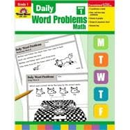 Daily Word Problems, Grade 1 - Norris, Jill