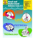 Read & Understand Science, Grades 3-4 - Martha Cheney