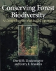 Conserving Forest Biodiversity - David B. Lindenmayer; J. F. Franklin
