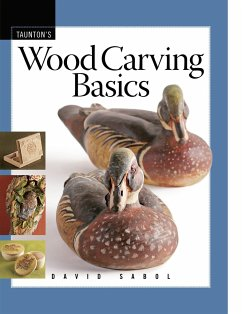 Wood Carving Basics - Sabol, David