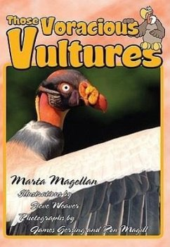 Those Voracious Vultures - Magellan, Marta