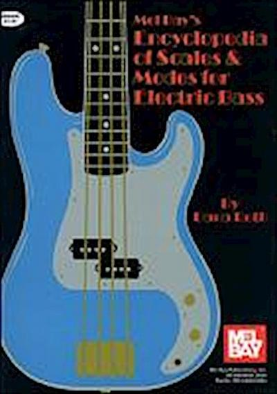 Encyclopedia of Scales & Modes for Electric Bass - Dana Roth