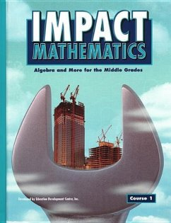 Impact Mathematics: Algebra and More for the Middle Grades: Course 1 - Herausgeber: McGraw-Hill/Glencoe