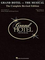 Grand Hotel: New Complete Edition - Yeston, Maury