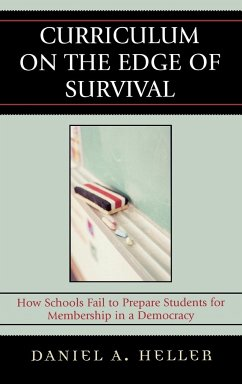 Curriculum on the Edge of Survival - Heller, Daniel A.