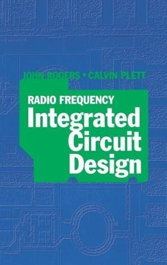 Radio Frequency Integrated Circuit Design - Rogers, John W. M. Plett, Calvin