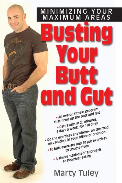 Busting Your Butt and Gut: Minimizing Your Maximum Areas - Marty Tuley