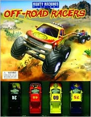 Off-Road Racers (Mighty Machines Series) - Perla Bensimon