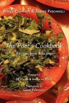 The Poet's Cookbook - Cavalieri, Grace Pascarelli, Sabine