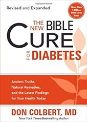 The New Bible Cure for Diabetes - Colbert, Don