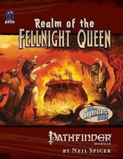 Realm of the Fellnight Queen - Spicer, Neil