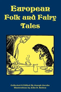 European Folk and Fairy Tales - Herausgeber: Jacobs, Joseph