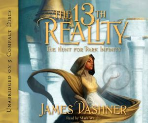 The Hunt for Dark Infinity (13th Reality Series #2) - James Dashner