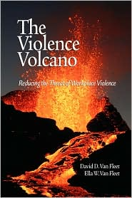 The Violence Volcano - David D Van Fleet, Ella W. Van Fleet